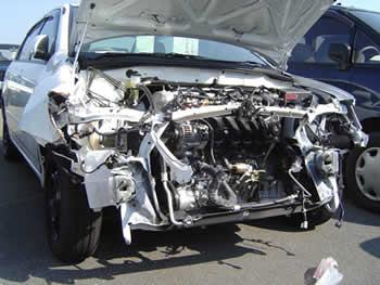 事故車無料査定のポイント